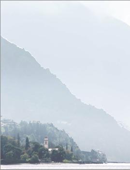 Border Bundle of landscapes-rectangular, oval, irregular formats, images