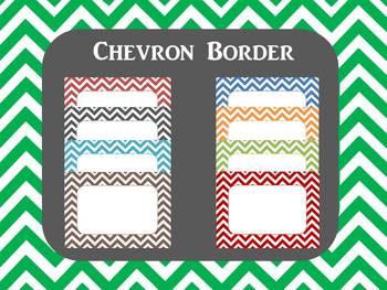 Border: Chevron