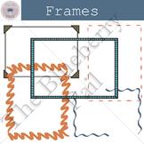 Frame Clipart Set
