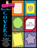 Border Covers Vol. 1 - Binder Covers Download