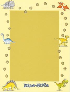 Border - Dino-Mite