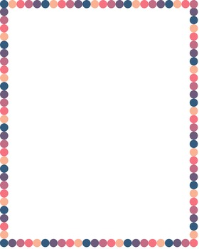 Border- Dots