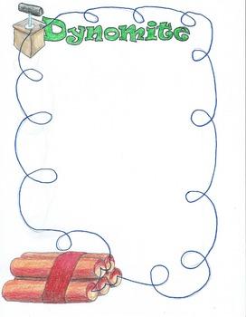 Border - Dynomite