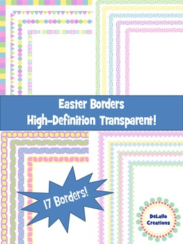 Border- Easter Package