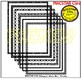 Border Frames Clipart Set 1 MACSTAR Clip Art