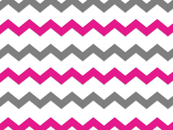 Border Fun: Chevron Papers