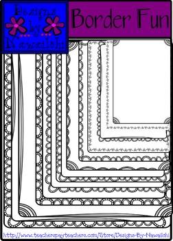 Border Fun {Designs By Nawailohi}
