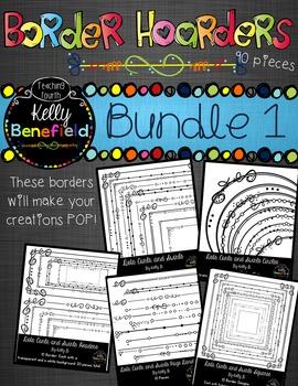 Border Hoarders Bundle #1