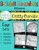 Border Hoarders Dotty Borders by Kelly B