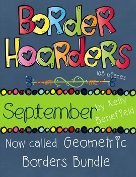 Geometric Borders Bundle