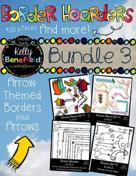 Border Hoarders (and More!) Bundle #3