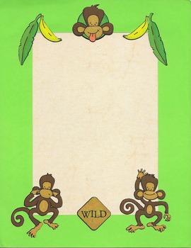 Border - Monkey