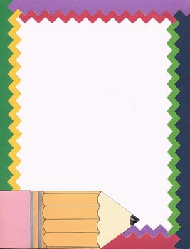Border - Pencil