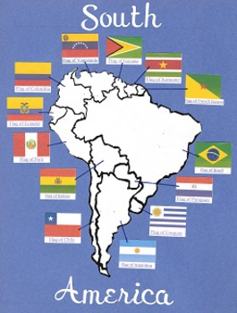 Border Bundle - Continent South America