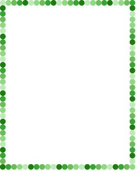 Border- St. Patrick's Day