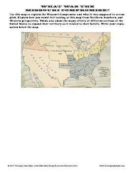 Border Wars Map Exercises