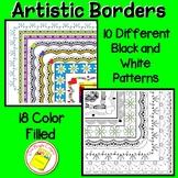 Artistic Borders 1