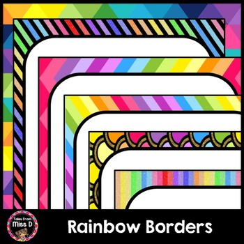 Rainbow Borders
