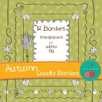 Autumn Borders