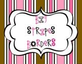 Borders: Big Stripes