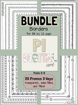 Borders - Bundle