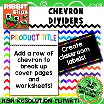 Borders- Chevron Row