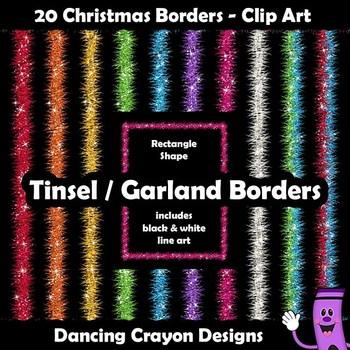 Borders: Christmas Borders