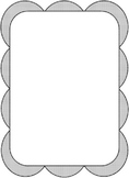 Borders (Circled Edge) variety pack