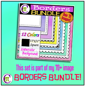 Borders Clipart
