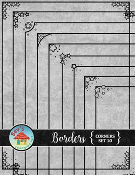 Borders [Corners Set 10]