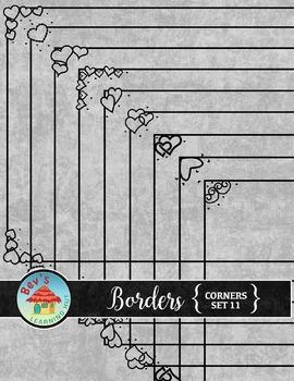 Borders [Corners Set 11]