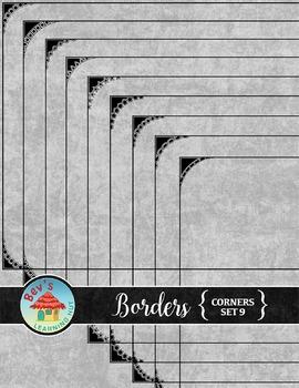 Borders [Corners Set 9]