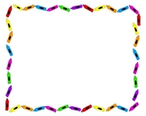 Borders Crayons (Colour)