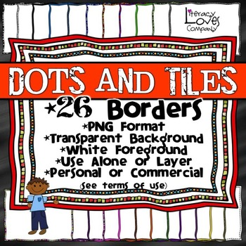 Borders {Dots and Tiles}