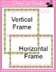 Borders - Easter Frames / Borders Clip Art - Commercial Use Okay