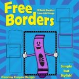 FREE Borders Clip Art
