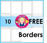 Borders - FREE {Commercial Use OK}