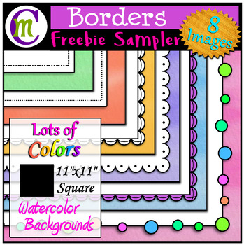 Borders FREEBIE SAMPLER