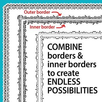 Borders: Customizable Fancy Borders & Frames
