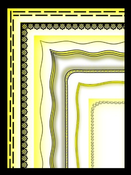 Borders IV - Yellow