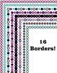 Borders- Inner Outer Dots Frames