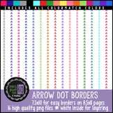 Borders: KG Arrow Dot Borders
