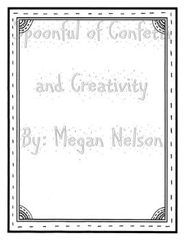 Borders MEGA Pack-Scrapbook Doodle Borders {Confetti and Creativity Clip Art}