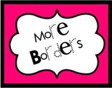 Borders: More!