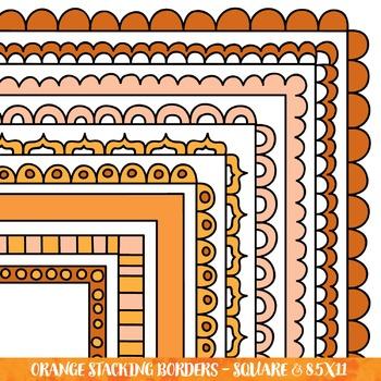 Borders - Orange