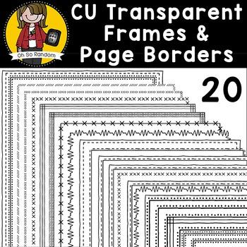 Borders & Overlays | CU