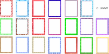 Borders, Achievement Award Certificates - Fun and Practical!
