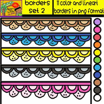 Borders - Set #2
