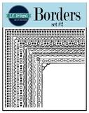Borders Set #2 {L.E. Designs}