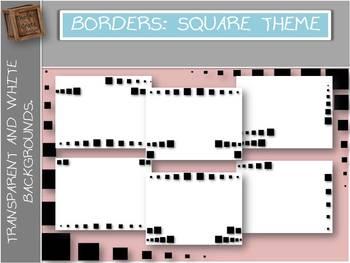 Borders: Square Theme